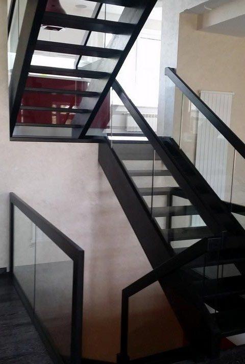 Лестница премиум p010