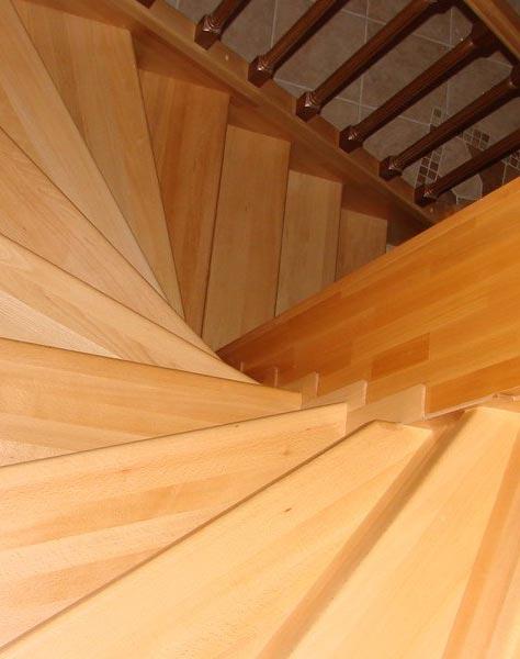 Лестница винтовая v013