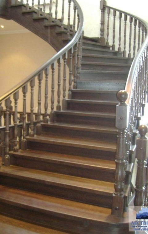 Лестница премиум p002