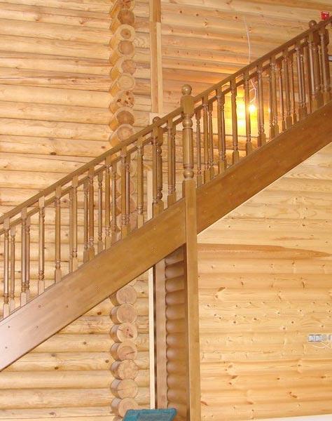 Лестница на тетивах t006
