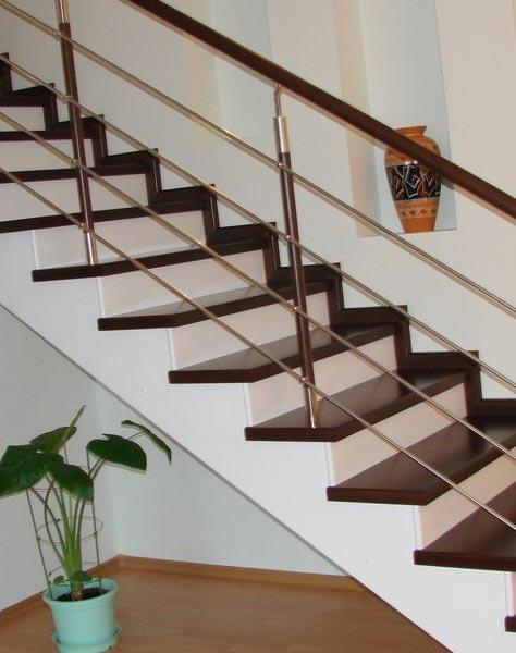 Лестница комбинированная k033