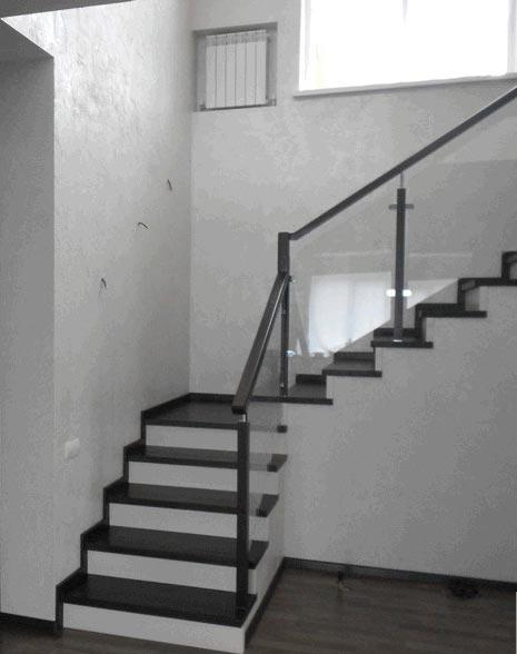 Лестница комбинированная k015