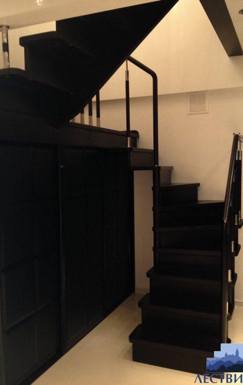 Лестница комбинированная k026