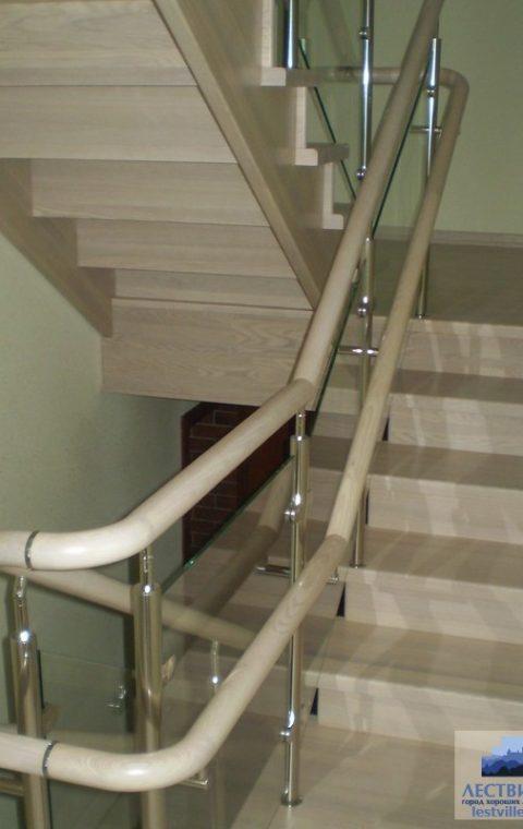 Лестница комбинированная k002