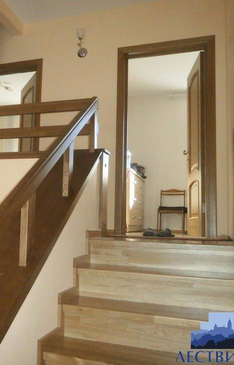 Лестница на бетоне bt003