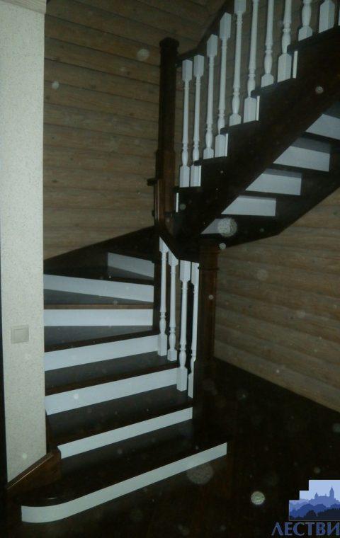 Лестница на тетивах t013