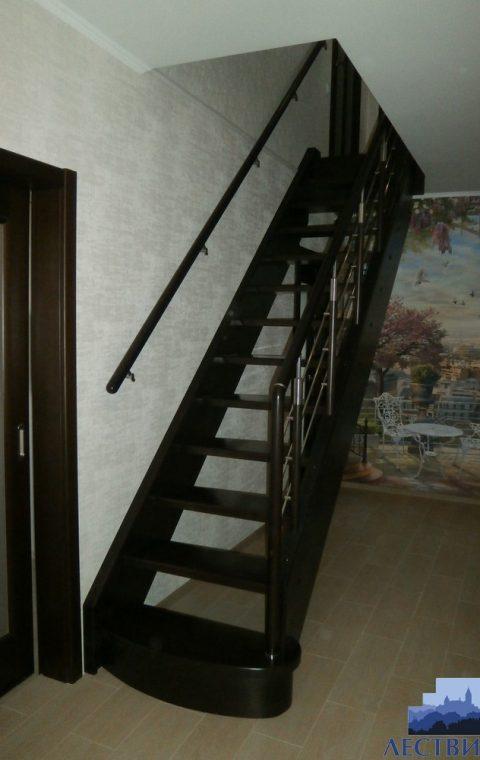 Лестница комбинированная k027