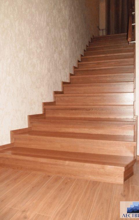 Лестница комбинированная k019