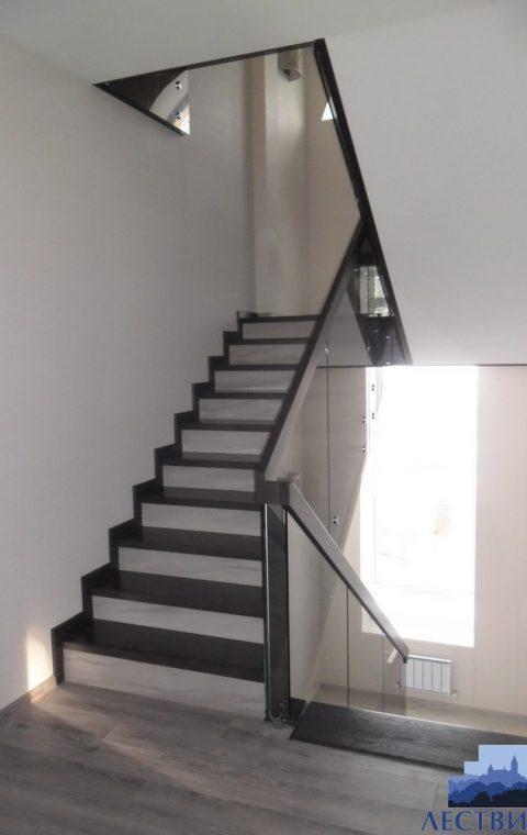 Лестница комбинированная k030