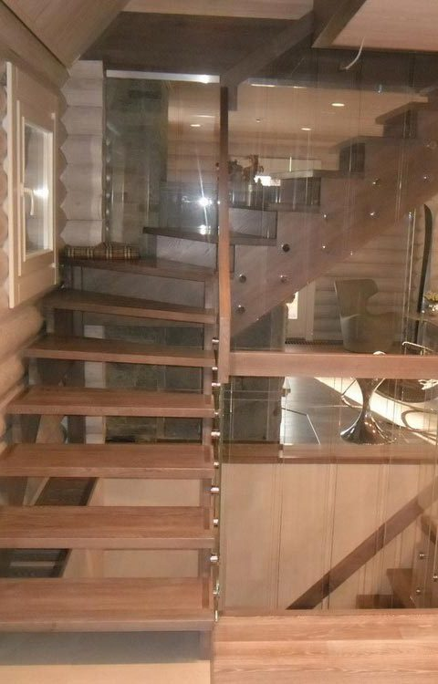 Лестница комбинированная k031
