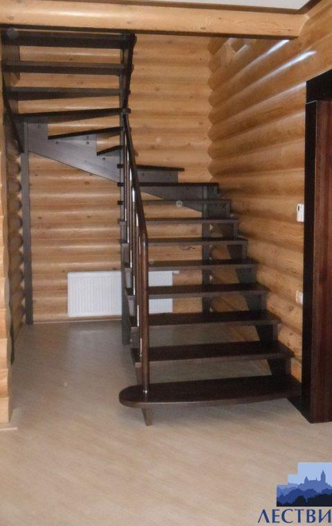 Лестница комбинированная k005