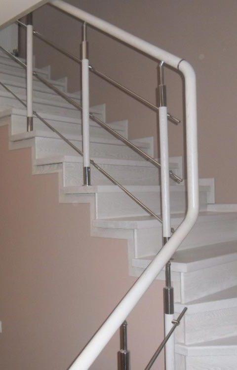 Лестница комбинированная k025