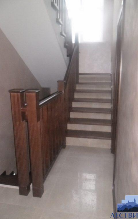Лестница на бетоне bt002