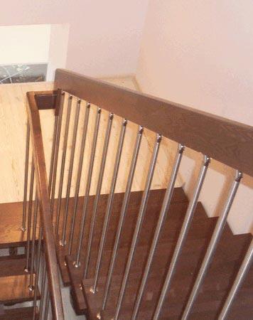 Лестница комбинированная k013