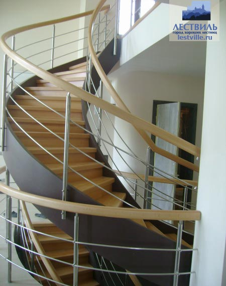 Лестница премиум p006