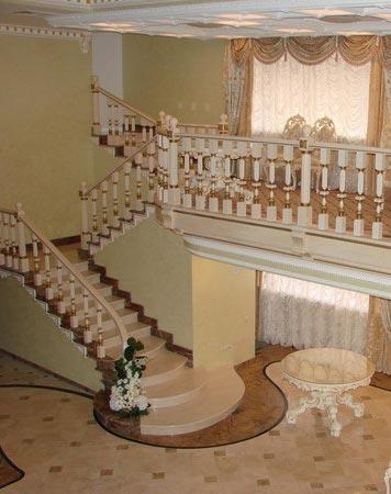 Лестница премиум p005