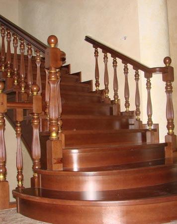 Лестница премиум p007