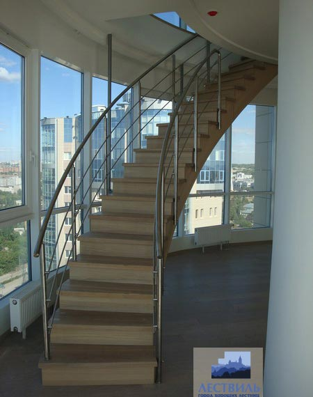 Лестница премиум p008