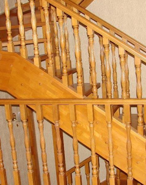 Лестница на тетивах t027